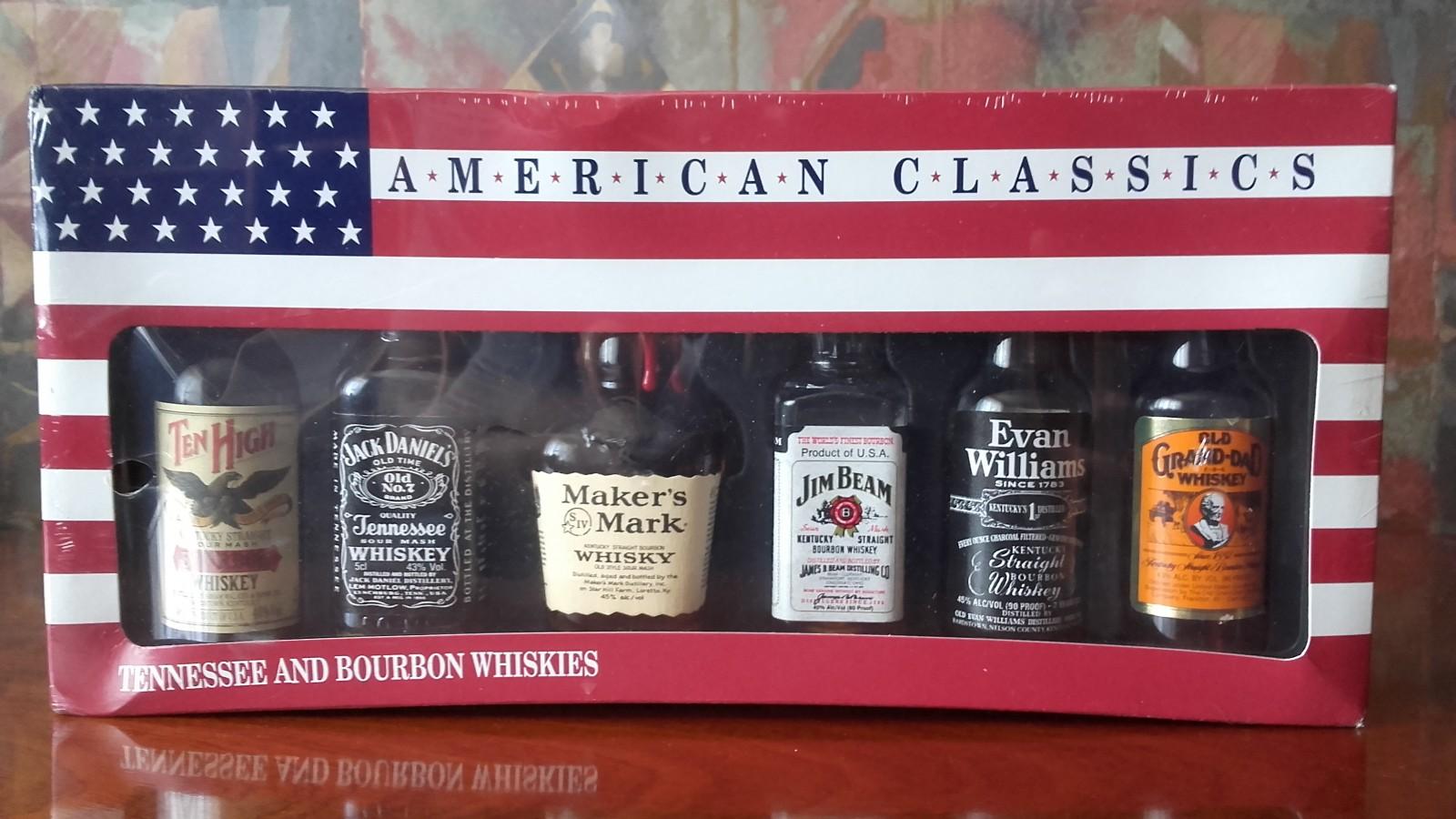 Подарок набор алкогольных миниатюр 28